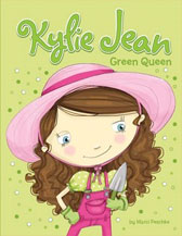 Green Queen (Kylie Jean) by Marci Peschke,