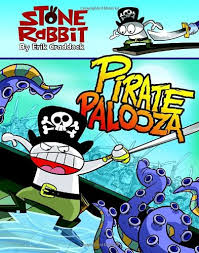 Book Review on Pirate Palooza by Erik Craddock
